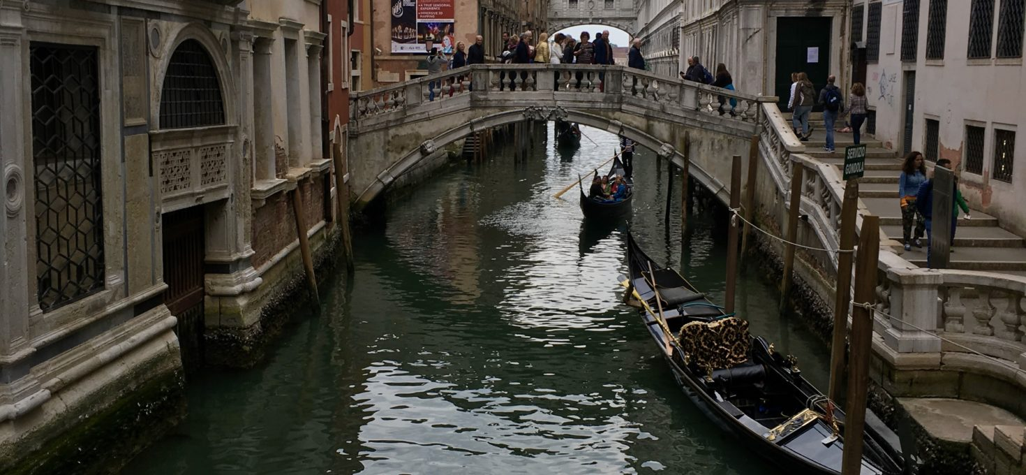 Gluten Free in Venice, Italy