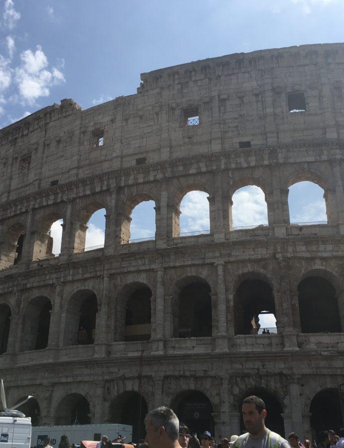 Gluten Free in Rome, Italy