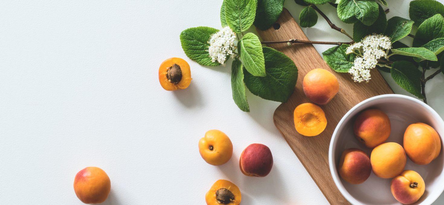 Gluten-Free Apricot Cake