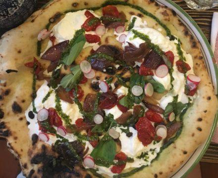 Gluten Free Pizza in Paris